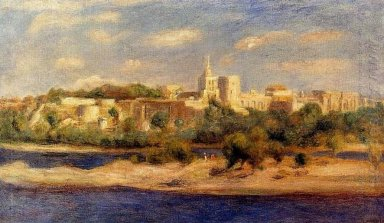 Bathers On The Banks Of The Thone In Avignon 1910