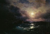 After The Storm Moonrise 1894