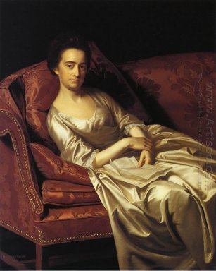 Portrait Of A Lady 1771