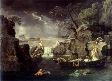 Winter The Flood 1664 1