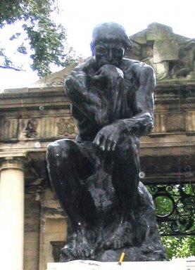 the thinker 1902
