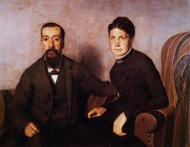 The Artist S Parents 1886