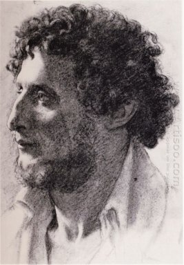 portrait of an italian 1856