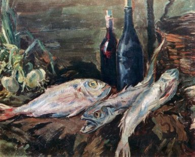 Still Life With Fish 1930