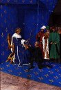 Charles V Gives The Sword Of Constable To Bertrand Du Guesclin 1