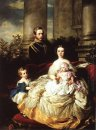 Emperor Frederick Iii Of Germany King Of Prussia With His Wife E