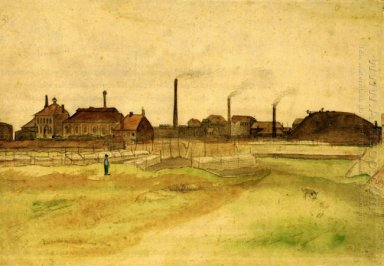 Coalmine In The Borinage 1879