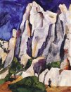 Cassis Cliffs 1913