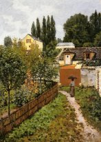 garden path in louveciennes chemin de l etarch 1873