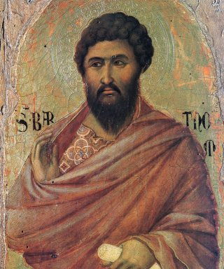 The Apostle Bartholomew 1311