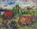 Field With Cattle 1948