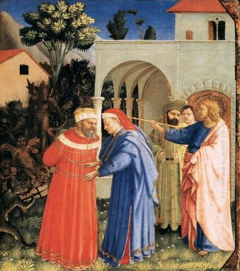 The Apostle St James The Great Freeing The Magician Hermogenes 1