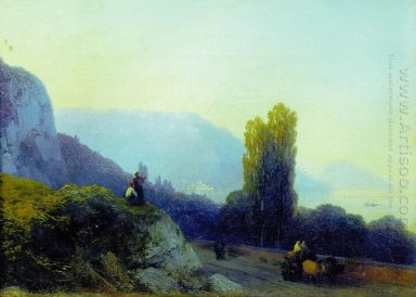 On The Way To Yalta 1860