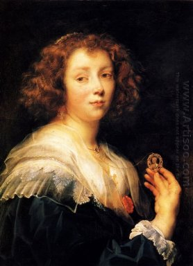 Portrait Of A Young Lady 1638
