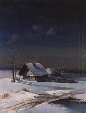 winter landscape 1871