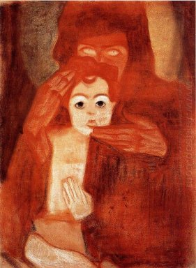 mother and child madonna 1908