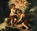 Children With Shell