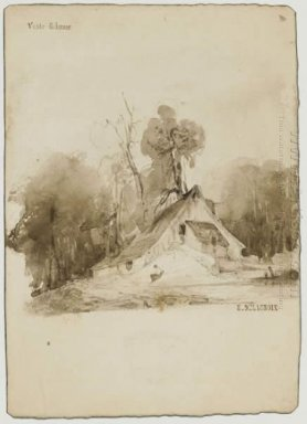 The Cottage In The Grove 1838