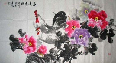Penoy&Cock - Chinese Painting