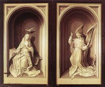 The Portinari Triptych (Close)
