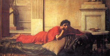 The Remorse Of Nero After The Murder Of His Mother 1878