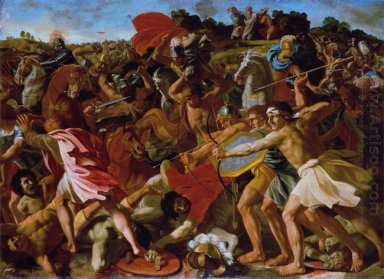 Victory Of Joshua Over The Amalekites