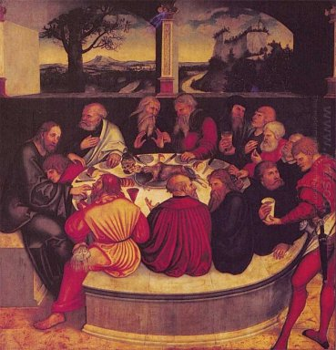 The Last Supper 1547