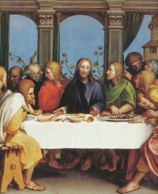 Oil The Last Supper