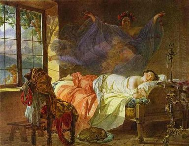 A Dream Of A Girl Before A Sunrise 1833