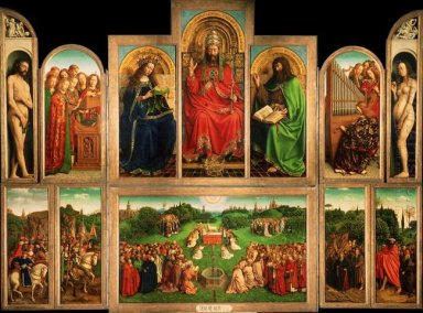 The Ghent Altarpiece 1432 1