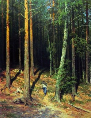 Pine Forest 1878