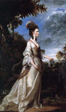Jane Countess Of Harrington 1775