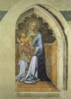 Madonna and Child with Angels Madonna and Child with Angels Gent