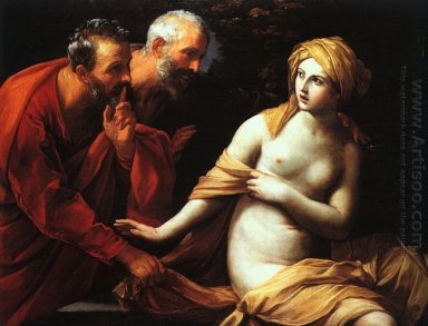 Susanna And The Elders 1620