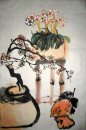 Flowers - Chinese painting