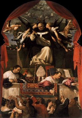 The Charity Of St Anthony 1542