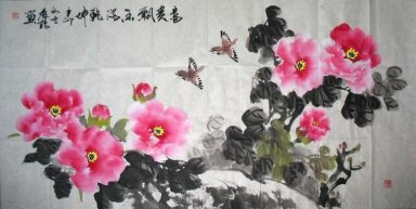 Penoy&Birds - Chinese Painting