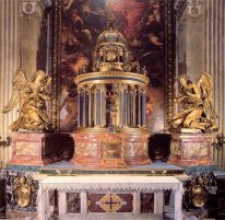 Altar Of The Cappella Del Sacramento