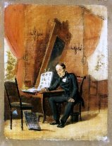 Art Teacher 1863