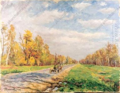 Autumn Road 1953