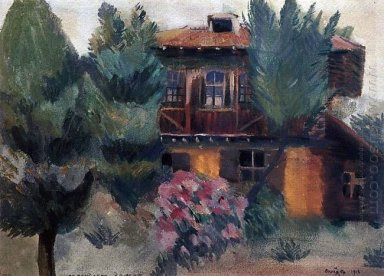 Persian House 1913