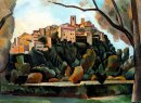 vista de saint paul de vence 1910