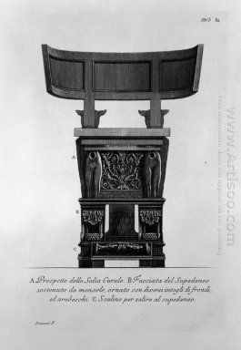 Other Statement Of The Curule Chair Already Illustrated In The P