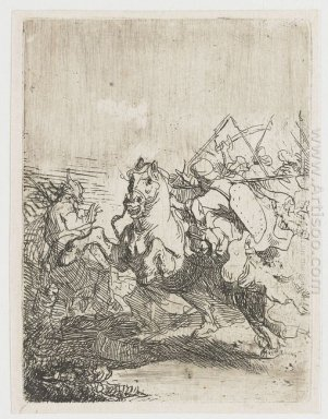 A Cavalry Fight 1632