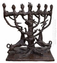 The Tree Of Life -??? Menorah