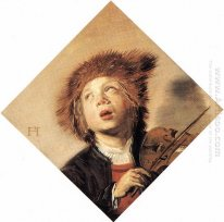 A Boy with a Viol