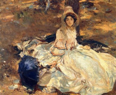 The Pink Dress 1912