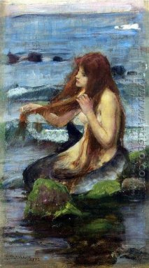 The Mermaid study 1892