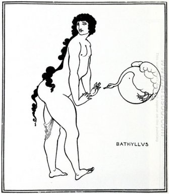bathyllus in the swan dance
