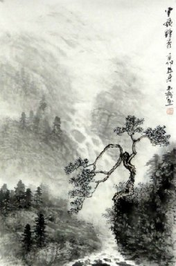 Winter - Chinese Painting